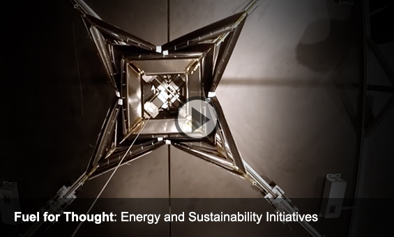 Fuel for Thought: Energy and Sustainability Initiatives