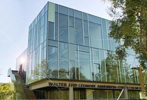 The Annenberg Center, Atrium