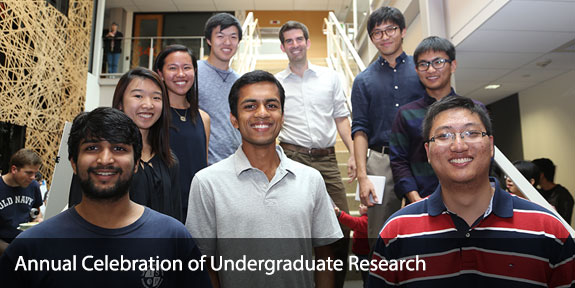 2015 annual celebration of undergraduate research