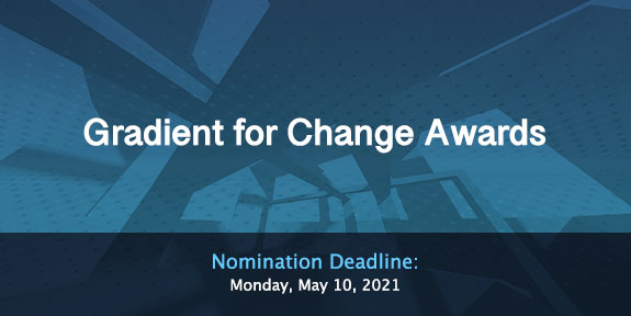 Gradient for Change Awards
