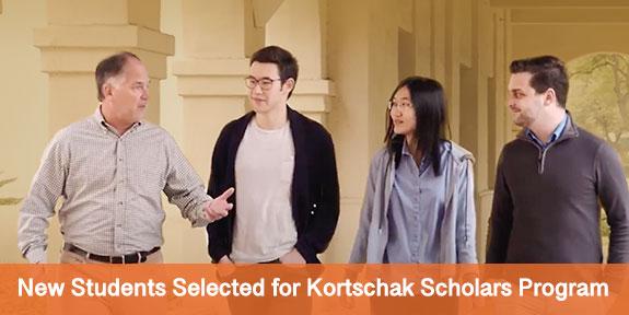 Kortshak Scholars Program
