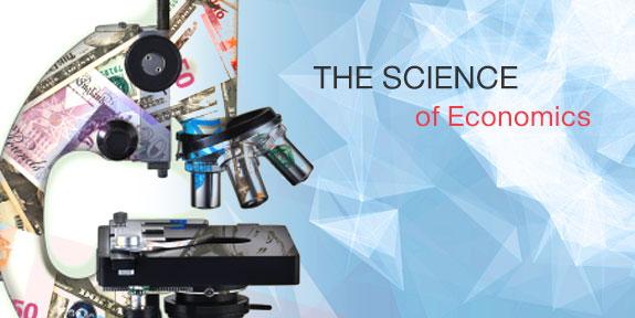 The science of economics