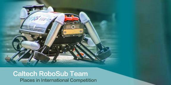 Caltech RoboSub Team