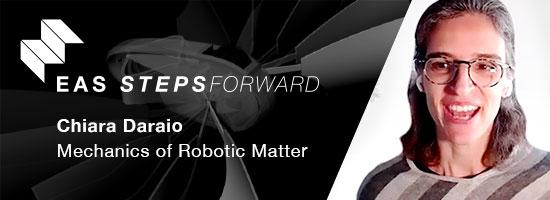 Mechanics of Robotic Matter - Chiara Daraio