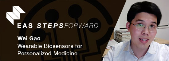 Wearable Biosensors for Personalized Medicine - Wei Gao