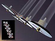 molecular dissociation and satellite dynamics
