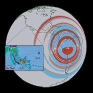 Macroscale seismic waves