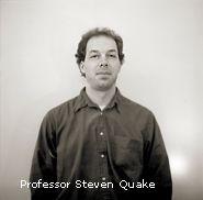 Professor Steven Quake
