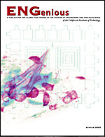 ENGenious Winter 2003 cover