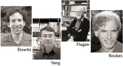 Elowitz, Yang, Flagan, Roukes