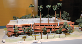 Model of Cahill Center