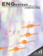 ENGenious Fall 2012 cover