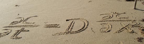 Sand Equation
