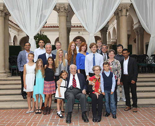 Prize Winners and Demetriades Family