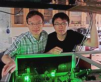 Dr. Haowen Ruan and Mooseok Jang
