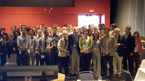 ICTAM Caltech Mechanics Reception