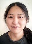 Graduate student Erika Ye