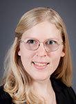 Graduate student Kimberley Mac Donald