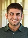 Graduate student Fariborz Salehi
