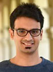 EE graduate student Ehsan Abbasi