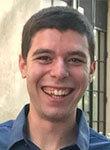 Graduate student Michael Marshall