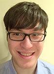 CNS graduate student Jonathan Kenny