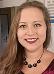 GALCIT student Rebecca Foust