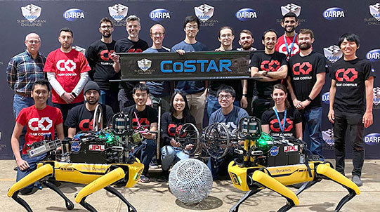 CoSTAR Team