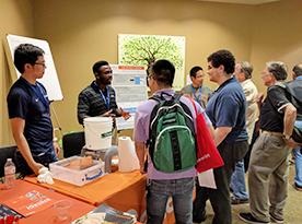 Caltech at Aerospace Symposium & Expo
