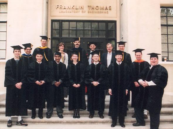 1999 Graduates