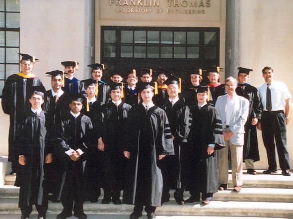 2001 Graduates