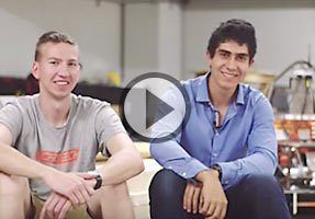 Rob Anderson and Adrian Costantino - The Caltech Student Experience: Beyond the Lab + Classroom
