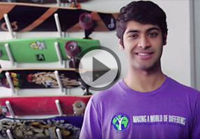 Nishant Desai - The Caltech Student Experience: Beyond the Lab + Classroom