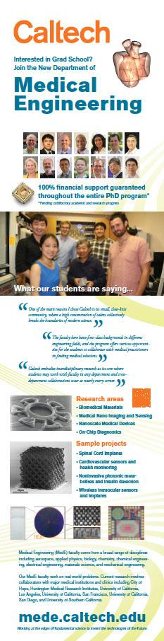 Caltech Medical Engineering