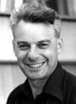 Philip G. Saffman  - Photo credit: Caltech Archives