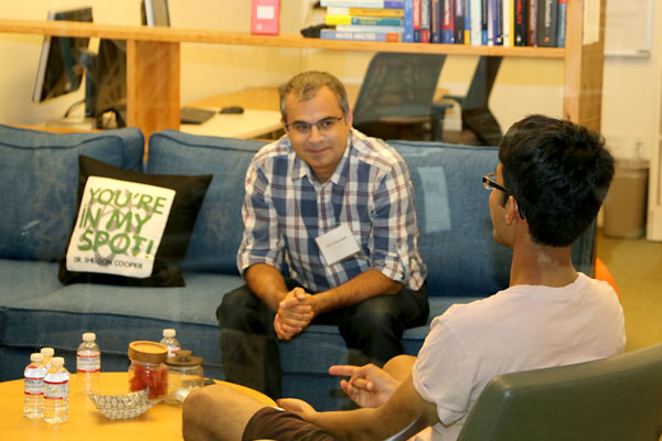 Career Track: 1-on-1 mentoring sessions