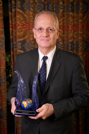 Honoree Jean-Yves Le Gall