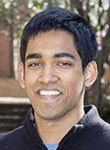CMS graduate student Gautam Goel