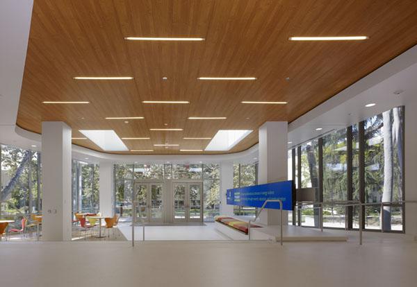 Jorgensen Building Interior